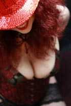 Scarlet Redd Leicester BBW